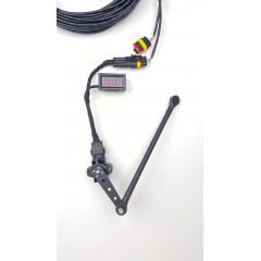 Вольтметр для датчиков положения кузова